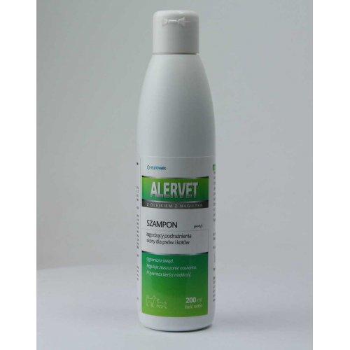 Alervet - шампунь Алервет с маслом календулы
