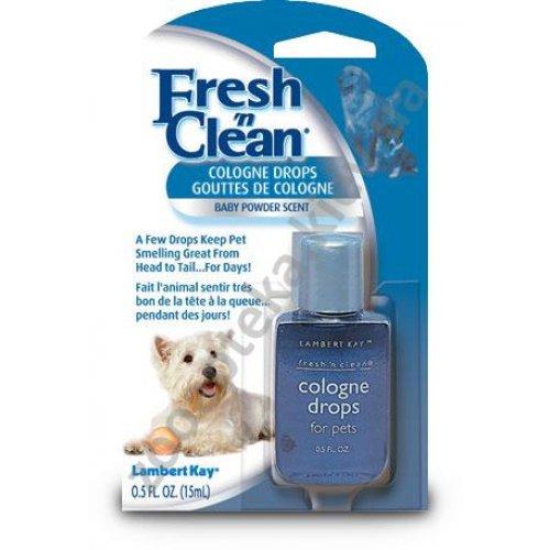 Lambert Kay Fresh`n Clean Cologne Drops - туалетная вода Ламберт Кай для животных
