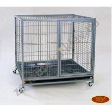 Золотая клетка - вольер для собак