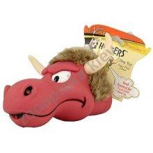 Hartz - игрушка Хартц резиновая голова животного с запахом для собак