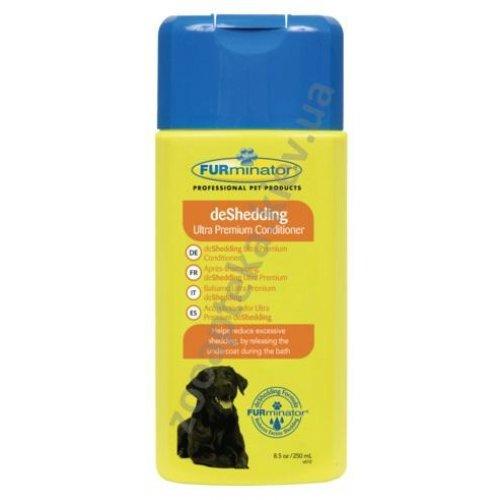 Furminator deShedding Ultra Premium Coditioner - кондиционер Фурминатор для собак против линьки