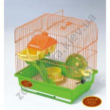 Золотая Клетка - клетка для маленьких грызунов Модель 118