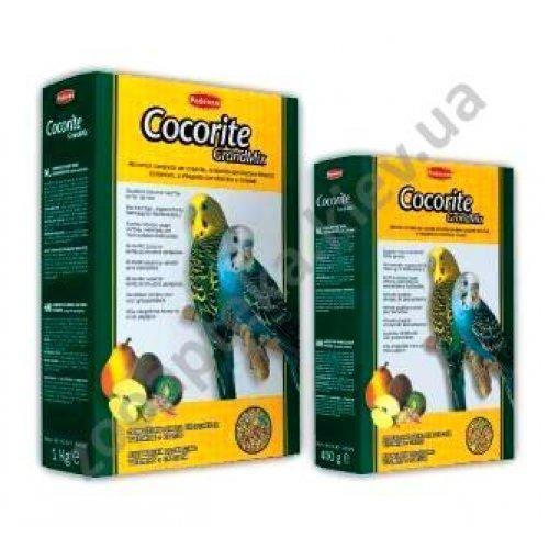Padovan GrandMix Cocorite - комплексный корм Падован для маленьких попугаев