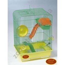 Золотая Клетка - клетка для маленьких грызунов Модель 128
