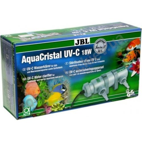 JBL AquaCristal UV-C - УФ стерилизатор, 18 Вт