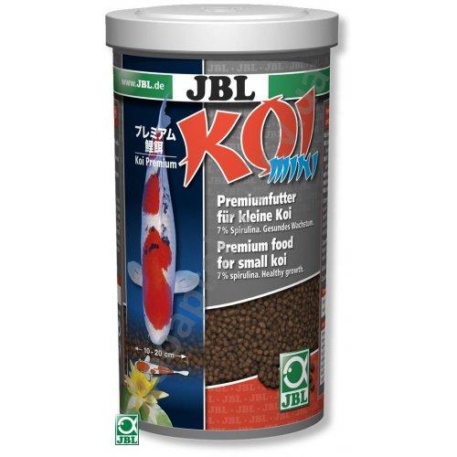 JBL Koi Mini - корм для молодых кои Джей Би Эл