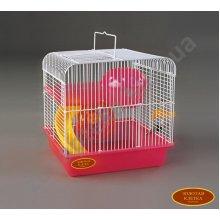 Золотая Клетка - клетка для маленьких грызунов Модель 167