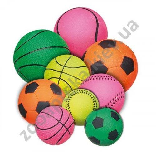 Camon - игрушка для собак Камон мяч пористая резина спорт