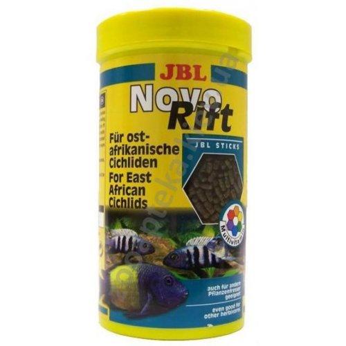 JBL Novo Rift - корм Джей Би Эл в виде палочек для трaавоядных цихлид