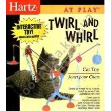 Hartz - карусель из удочек Хартц для кошек