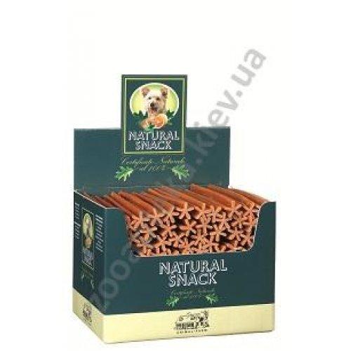 Camon Natural snack - лакомство для собак Камон Снеки натуральные оранжевые