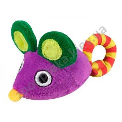 Petstages Catnip Carry Critter Mouse - игрушка Петстейджес мышь с кошачьей мятой