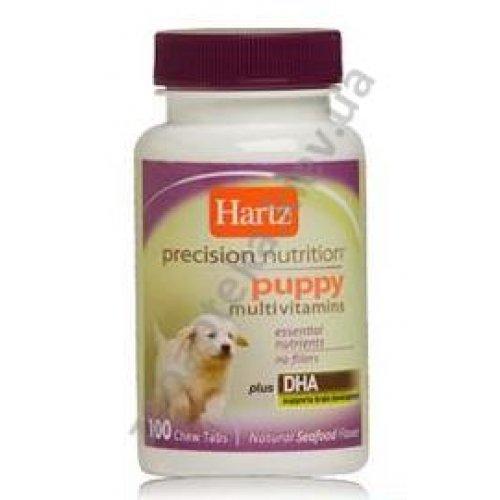 Hartz Puppy MultivitamIns - мультивитамины Хартц для щенков