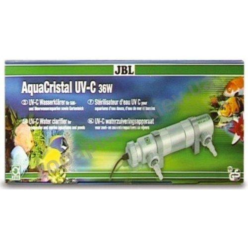 JBL AquaCristal UV-C - УФ стерилизатор, 36 Вт
