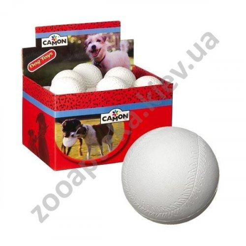 Camon - мяч бейсбольный Камон для собак, пористая резина