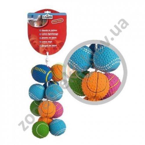 Camon - мяч латекс с шипами Камон