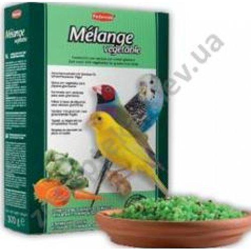 Padovan Melange vegetable - дополнительный корм Падован с овощами для зерноядных птиц