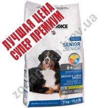 1-st Choice Senior Medium & Large Breed - корм Фест Чойс для пожилых собак средних и крупных пород