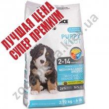 1-st Choice Puppy Medium & Large Breed - корм Фест Чойс для щенков средних и крупных пород