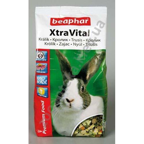 Beaphar Xtra Vital Rabbit Food - корм Бифар для кроликов