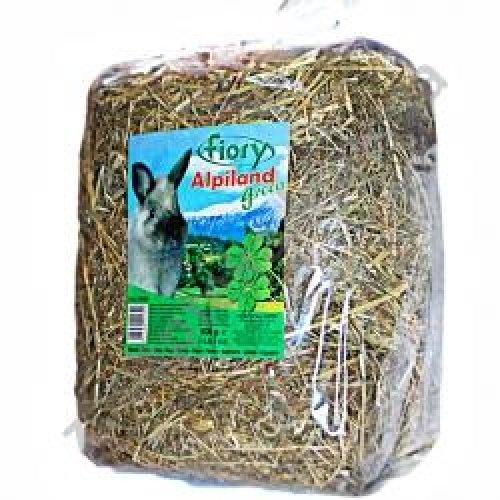 Fiory Fieno Alpiland Green - сено Фиори с люцерной