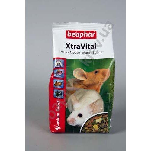 Beaphar Xtra Vital Mouse Food - корм Бифар для декоративных мышей