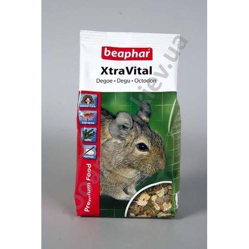 Beaphar Xtra Vital Degu Food - корм Бифар Экстра Витал для дегу