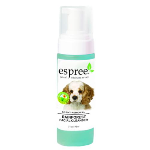 Espree RaInforest Facial Cleanser - пена Эспри для ухода за мордой собаки