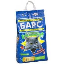 Наполнитель для кошачьего туалета Барс №2 крупный