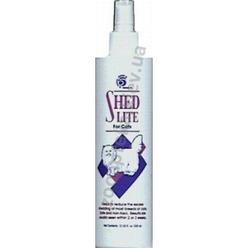 RIng-5 Shed Lite cats - средство от шелушения кожи и выпадения шерсти у кошек Ринг-5 Линька стоп