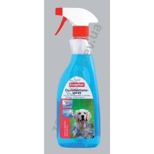 Beaphar DesInfektions Spray - дезинфицирующее средство-спрей Бифар