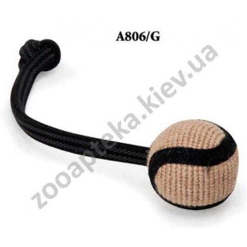 Camon - мяч джутовый Камон с короткой ручкой для собак