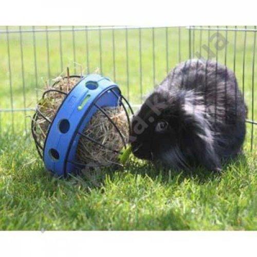 Savic Bunny Toy - Савик Банни колесо кормушка для сена и лакомств для грызунов