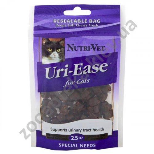 Nutri-Vet Uri-Ease - Комплекс Нутри-Вет Ури-Изи для профилактики и лечения мочекаменной болезни
