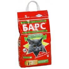 Наполнитель для кошачьего туалета Барс №3 стандарт