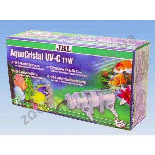 JBL AquaCristal UV-C - УФ стерилизатор, 11 Вт