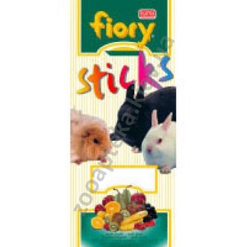 Fiory Sticks - палочки Фиори Стикс для морских свинок с фруктами