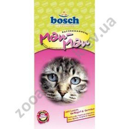 Bosch Premium with Fish Menu - корм Бош Премиум океаническое меню для кошек любого возраста