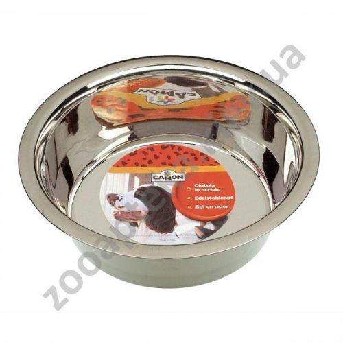 Camon - миска стальная Камон для собак