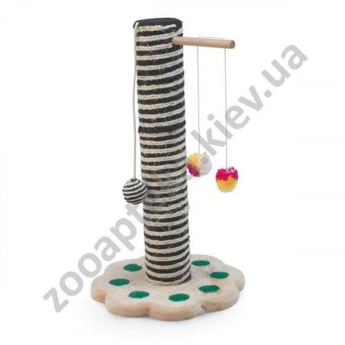 Camon - когтеточка-столбик Камон с тремя игрушками