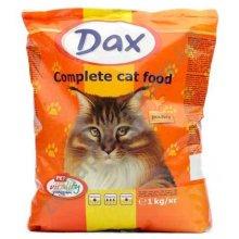Dax - Сухой корм Дакс для кошек с птицей и овощами