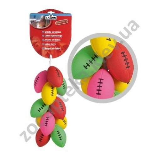 Camon - мяч регби Камон пористая резина