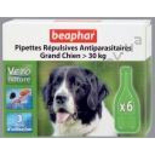 Beaphar Repulsives Antiparasitaires - капли Бифар для собак крупных пород