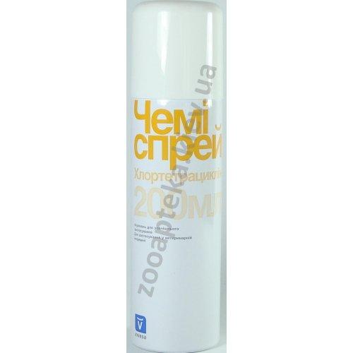 Invesa Chemi Spray - аэрозоль для обработки ран Инвеса Чеми Спрей