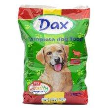 DAX - сухой корм Дакс с мясом говядины для собак