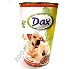 Dax - корм для собак Дакс, с телятиной