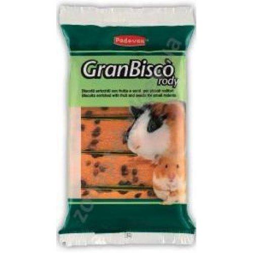 Padovan GranBisco Rody - бисквиты Падован с фруктами и зернами для грызунов