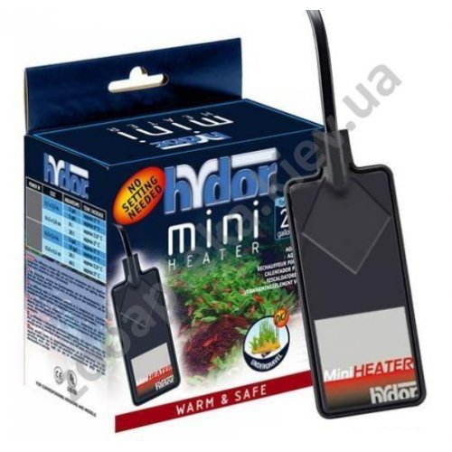 Hydor Mini - Oбогреватель Хайдор, 7,5 Вт
