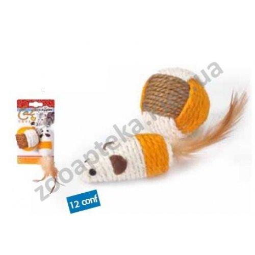 Camon - игрушка Камон мышь сизаль