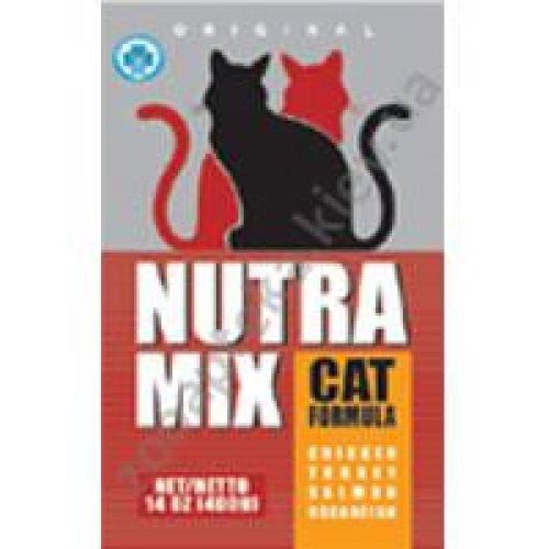Nutra Mix Original - корм Нутра Микс Ориджинал для кошек